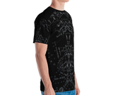 RIGEL - ALL-OVER PRINT Men's T-shirt