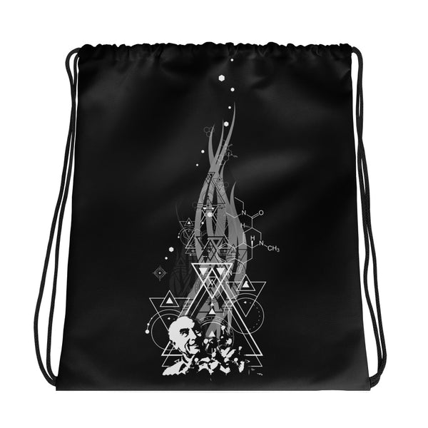 Albert Hoffman Drawstring bag