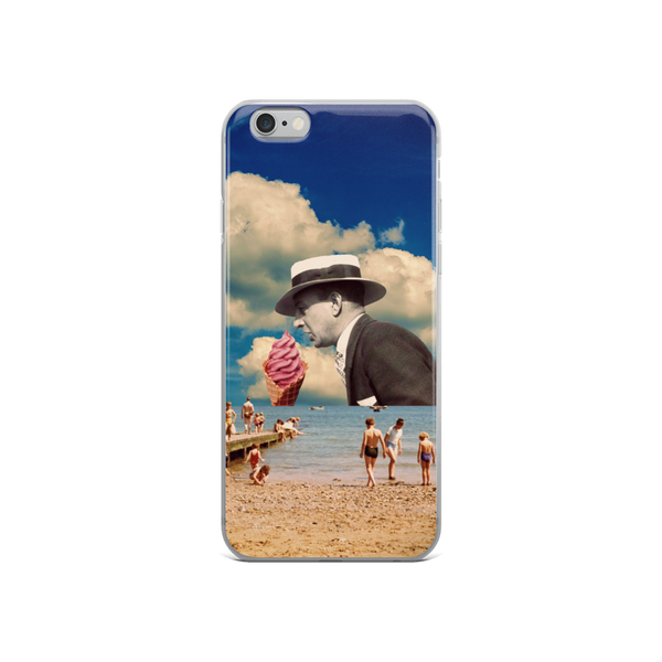 iPhone Case - A day at the beach
