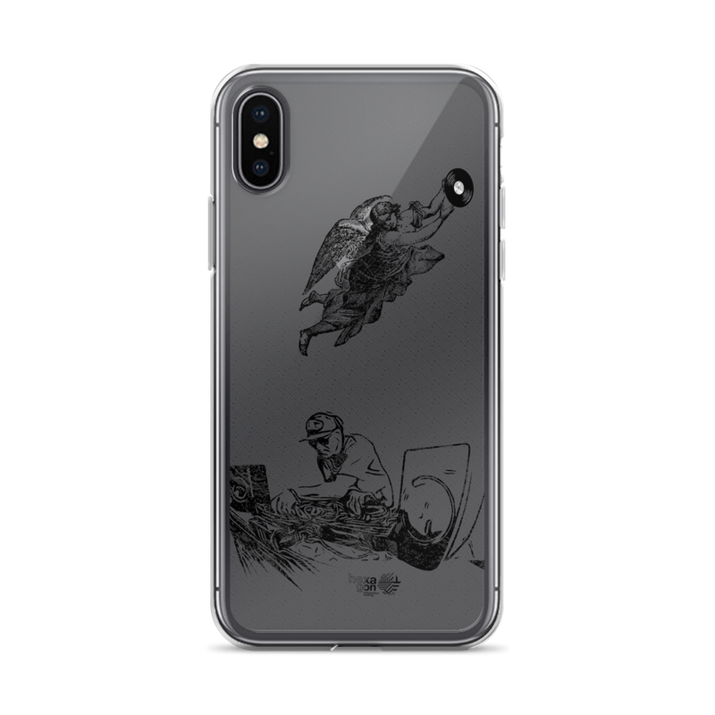 Heavenly Sound - iPhone Case