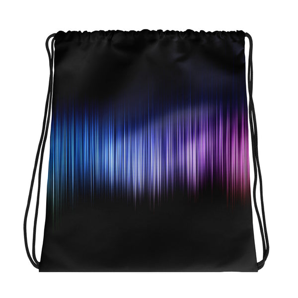 Transition Drawstring bag