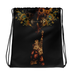 Wild Wild Country - Drawstring bag