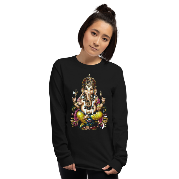 Ganesha - Unisex  Long Sleeve Shirt