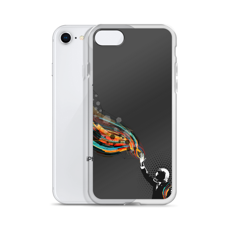 Space Dude - iPhone Case