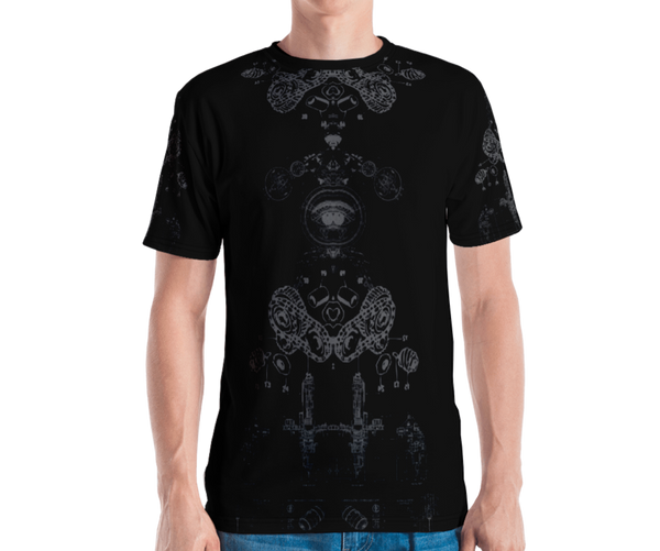 VELA - ALL-OVER Men's T-shirt