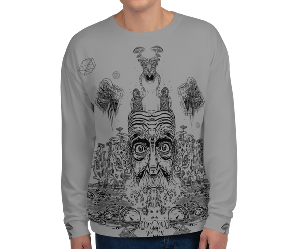 The Wizard - Unisex Sweatshirt