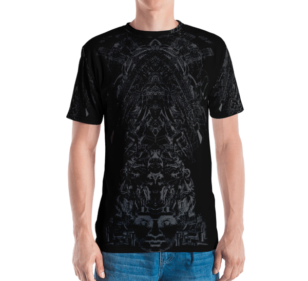 ALPHA CENTAURI - ALL-OVER PRINT Men's T-shirt