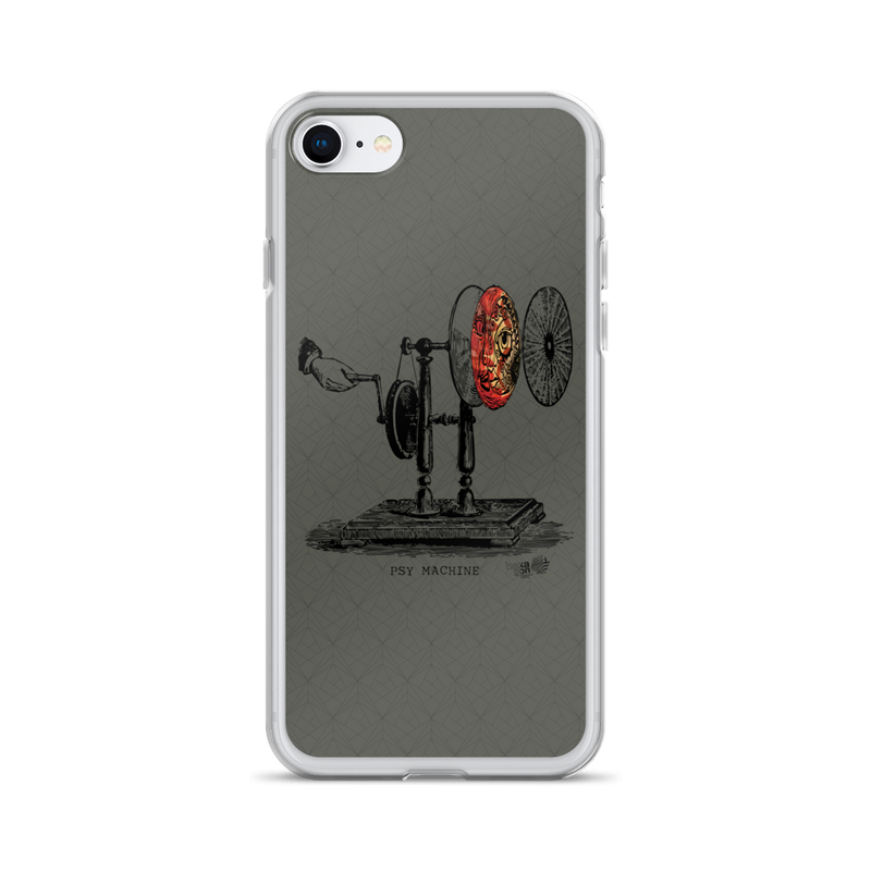 Psy Machine - iPhone Case