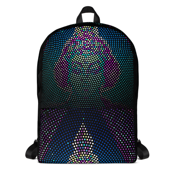 Dancing Buddha Backpack