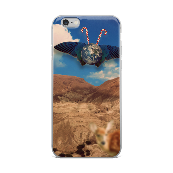 Wonderfull World - iPhone Case