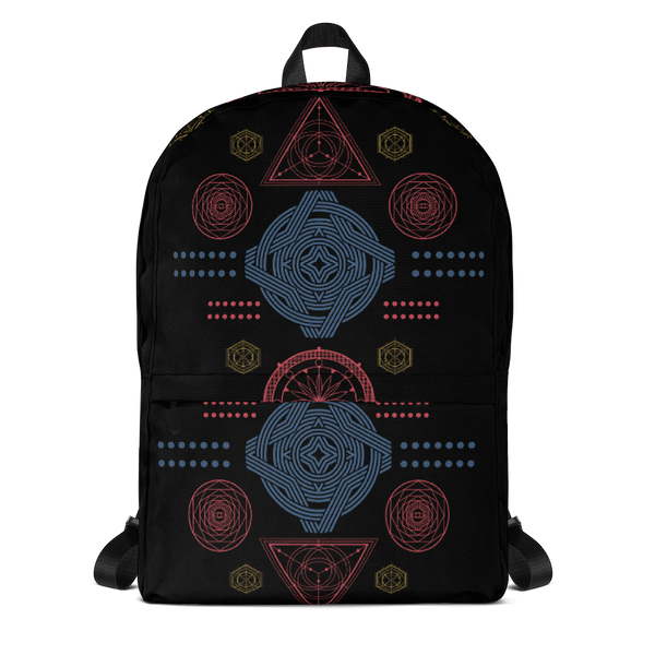 Celtic vibe Backpack