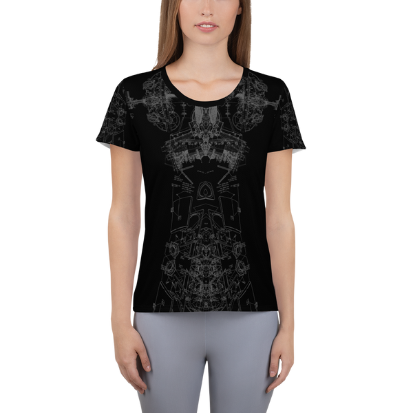 Draco - All-Over Print Women