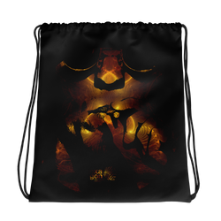 Smoke - Drawstring bag