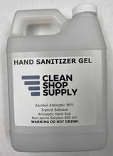 Load image into Gallery viewer, Hand Sanitizer Floor Stand with Sanitizer Dispenser and Cartridge - Clean Shop Supply