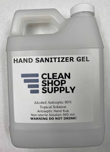 Hand Sanitizer Floor Stand with Sanitizer Dispenser and Cartridge - Clean Shop Supply