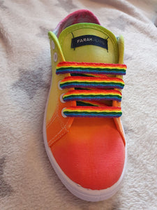 Limited Edition Rainbow Shoes