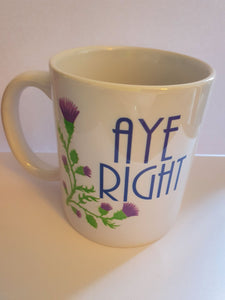 Scottish Slang Mugs