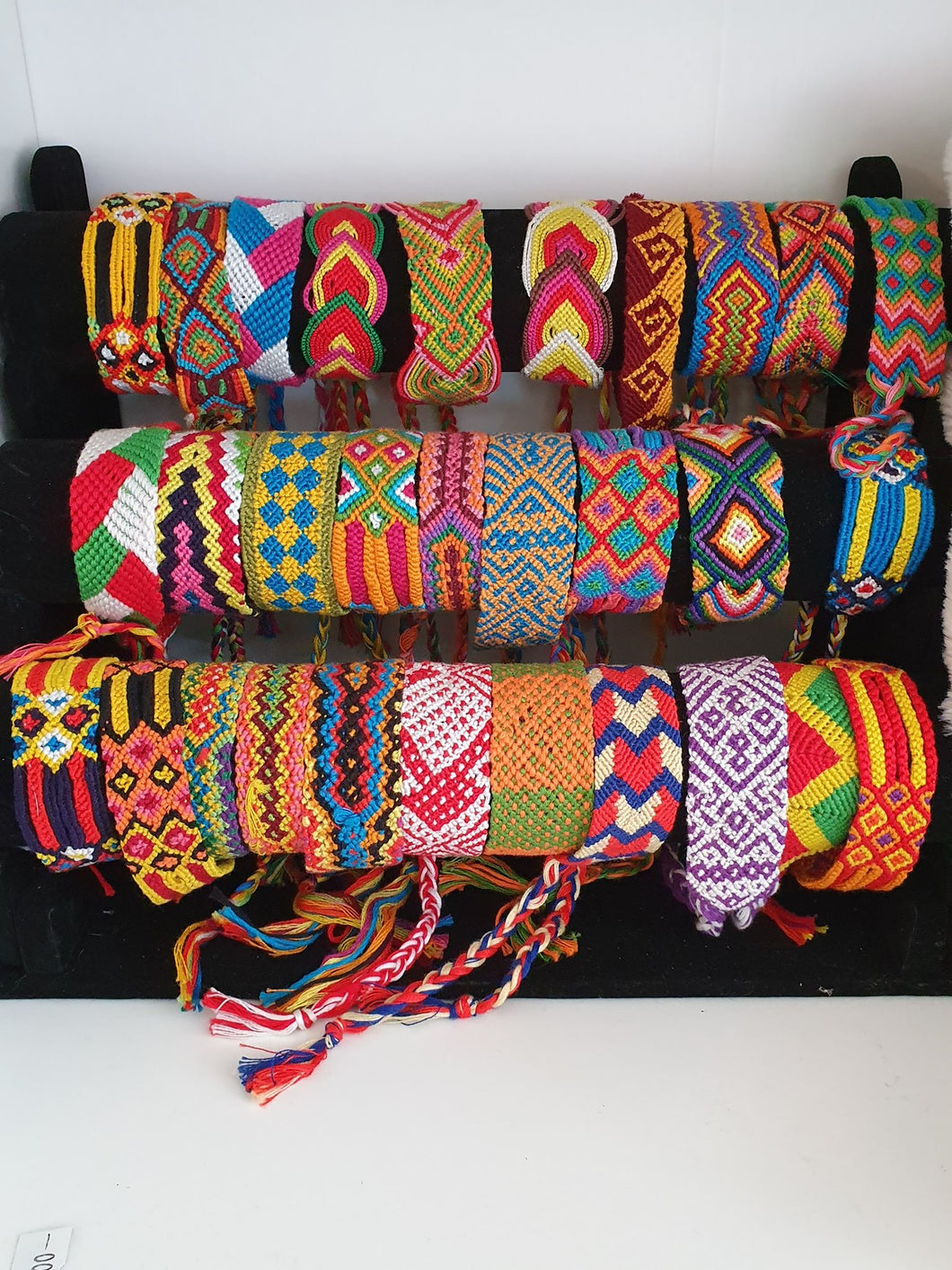 Indian Cotton Bracelets
