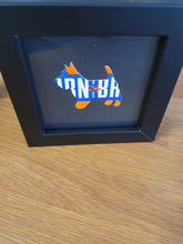 Load image into Gallery viewer, Funky Irn Bru, Tunnox, Caramel framed art