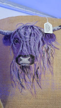 Load image into Gallery viewer, Hand Painted Coo Bag