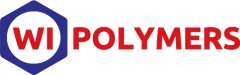 Winroy Industrial Polymers Ltd. (W.I. Polymers) blue and red logo