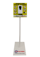 Hand Sanitiser Ireland Product - Hand Sanitation Station - Automatic Dispenser Stand