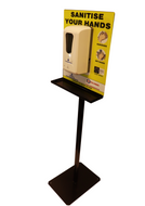 Sanitation Station - Automatic Dispenser Stand