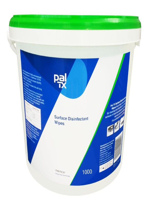 Disinfectant Surface Wipes (1000 Per Pack)