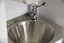Load image into Gallery viewer, a stainless steel sink
