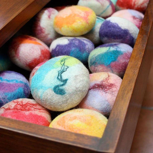 Bay Rum Felted Soap