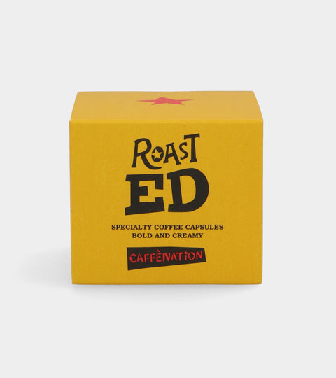 The story behind ROAST ED