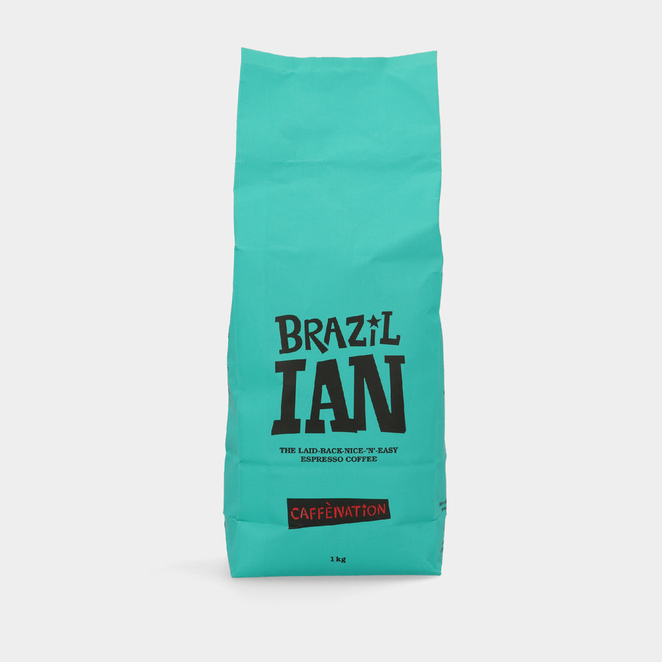 Brazil IAN ALTA MOGIANA - Grinding possible