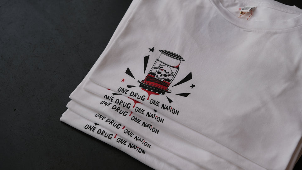 Caffenation 't Shirt One drug one nation