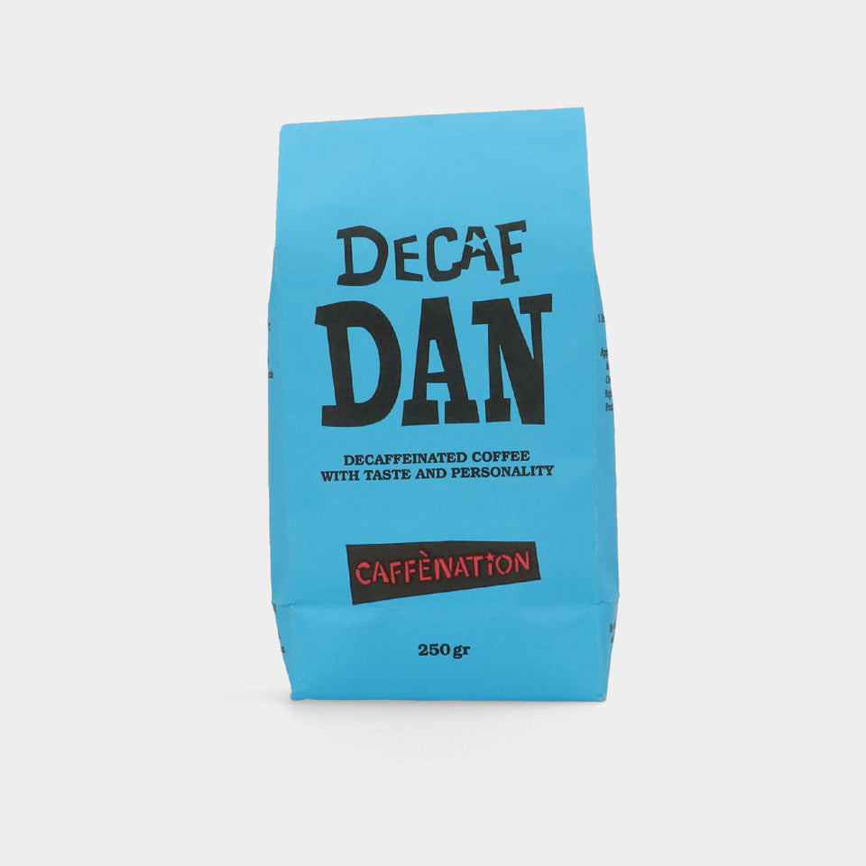 Decaf DAN - Colombia Huila DECAF de Cana - Grinding possible