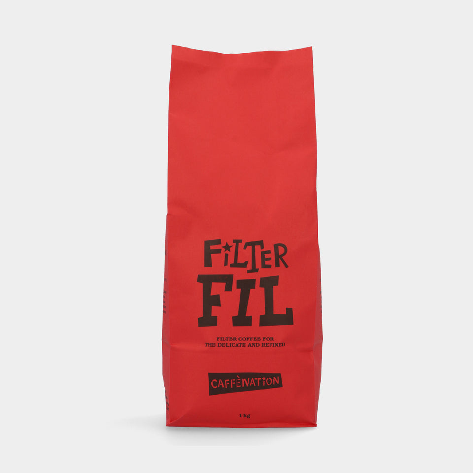 Filter FIL - Free grinding possible