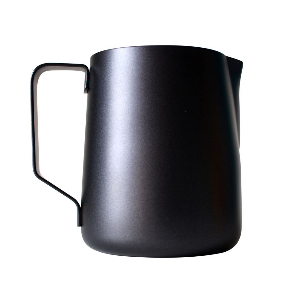Rhinowares Milk Pitcher Black Teflon - 950ml BLACK FRIDAY OFFER