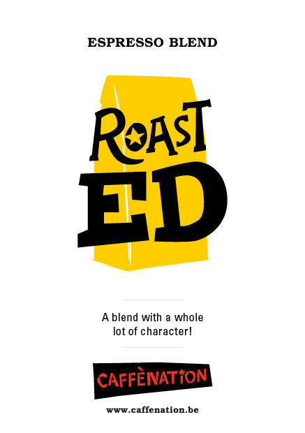 Roast ED Espresso Beans Subscription (B & NL)
