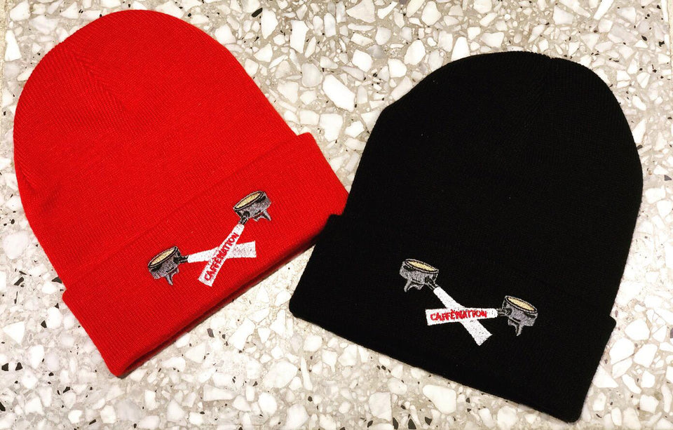 Caffenation Muts/Beanie BLACK FRIDAY OFFER