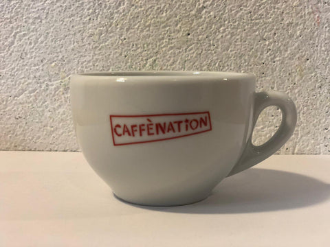 Caffènation styled doppio/cappuccino cup (box of 6 cups)