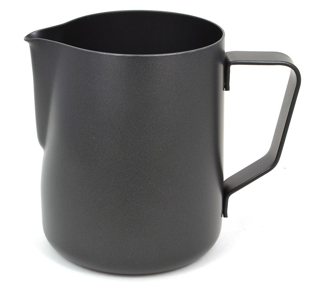 Rhinowares Stealth Milk Pitcher - BLACK