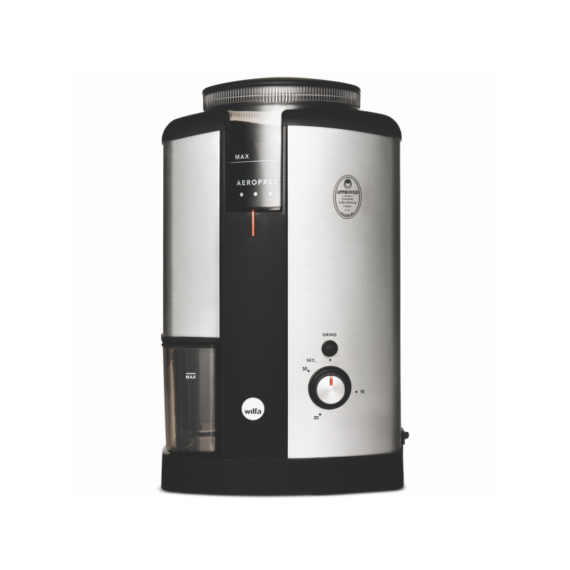 Wilfa Nymalt Home Coffee Grinder (with free test coffee bag)
