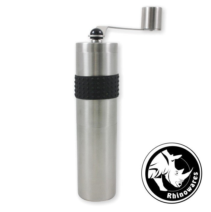 Rhinowares Hand Grinder (with rubber grip)