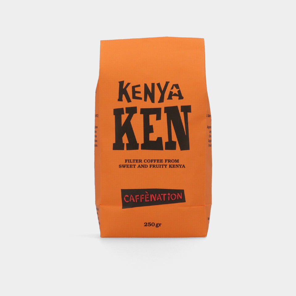 Kenya NGAI NDEI PEABERRY- FILTER Roast
