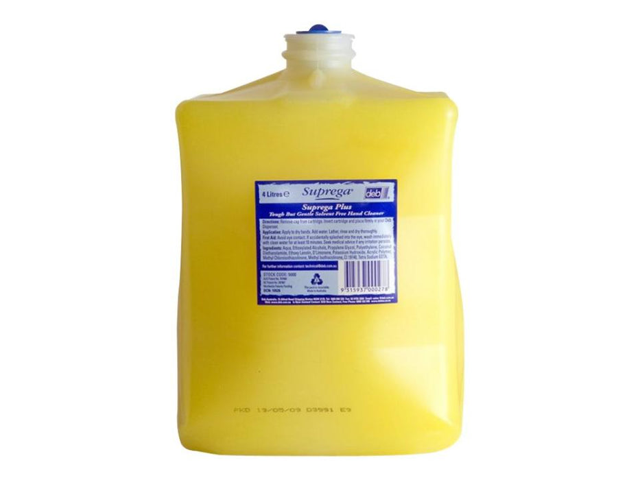 Deb Suprega 5000 Heavy Duty hand cleaner - 4 litre