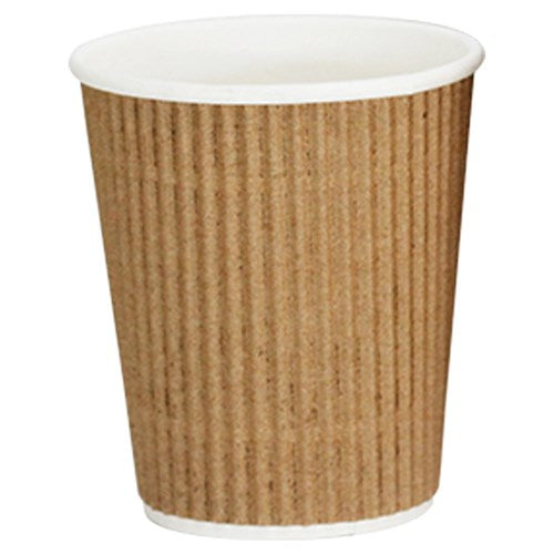 Vee Insulated Cup 473ml/16oz Brown