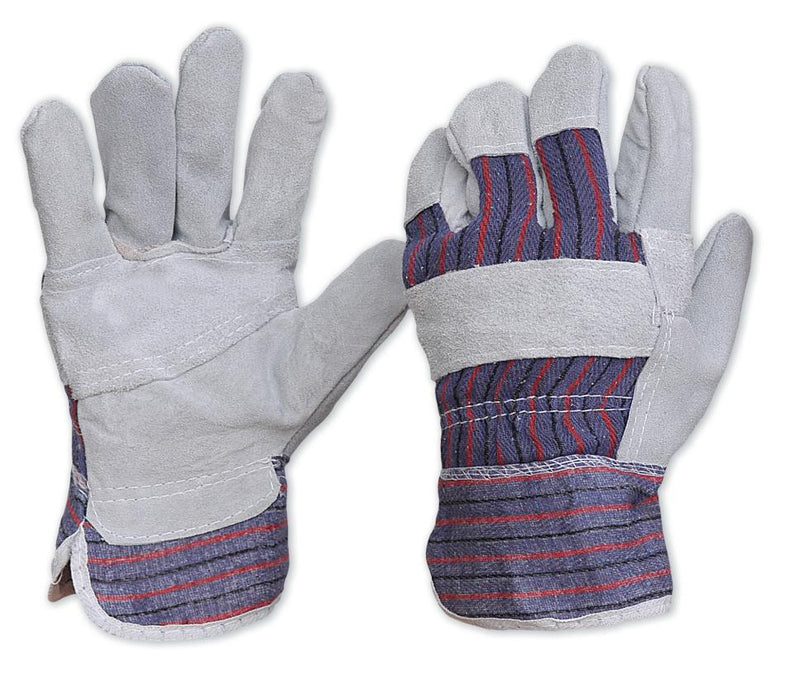 Candy Stripe Gloves Large