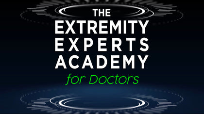The Extremity Experts Academy (The EEA) for Doctors