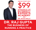 The Business Of Running A Practice - by Dr. Raj Gupta
