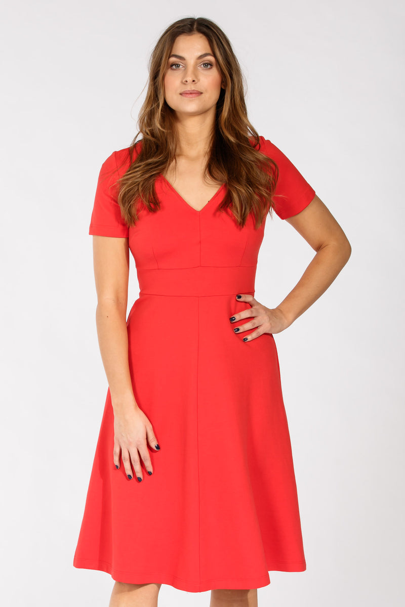 Florence dress - Red