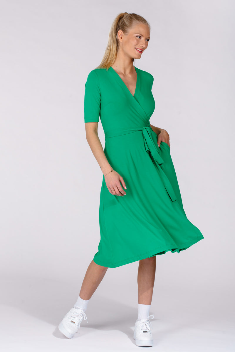 Wisby dress - Green